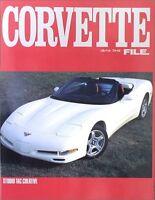 Chevrolet Corvette File: Fan Book