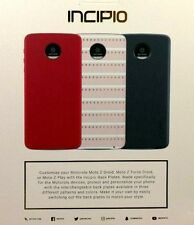 Incipio Back Plate Style Back Mods For Moto Z Model Devices
