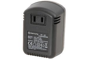 45W UK to US Stepdown Voltage Converter / Transformer  USA Electrical Mains 110V