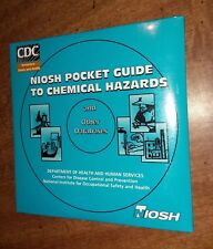 Niosh Pocket Guide To Chemical Hazards and Other Databases - Cd-rom Sealed