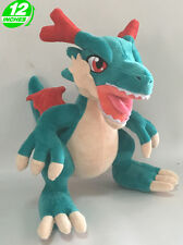 Digimon Inspired Dracomon Plush Doll