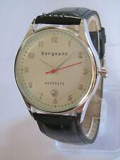Wristwatch Bergmann Automat 2  Mens Watch Quartz Brand New Star