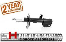 2 FRONT SHOCK ABSORBERS TOYOTA AVENSIS (T25) 12.2002-11.2008 / GH-354525 /