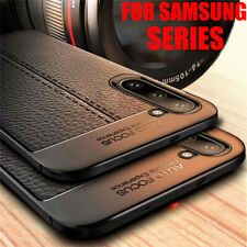 Galaxy Series Phone Case Rubber Soft TPU Leather Cover For Samsung Note 20 Ultra