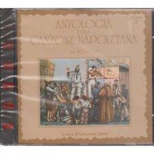 Antologia della canzone napoletana volume 2 - dal 1825 al 1845 - CD 1994 SEALED