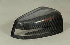 2010-2014s Real Carbon Fiber Mirror Covers C250 C300 C350 C63 W204
