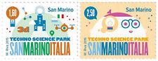 2015 SAN MARINO PARCO SCIENTIFICO TECNOLOGICO CONGIUNTA COPPIA