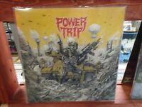 Power Trip Opening Fire: 2008-2014 LP NEW YELLOW Colored vinyl [Hardcore Punk]