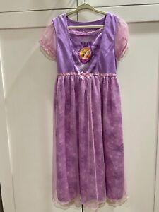 Disney Princess Rapunzel Dress Purple Size 6 FREE SHIPPING