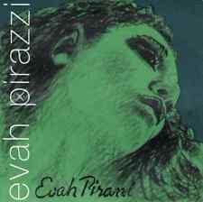 Pirastro Evah Pirazzi Series Violin String Set  4/4 Medium Goldsteel E Ball End