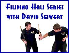Filipino Kali Series (15) Dvd Set empty hand single stick dumog panatukan drills