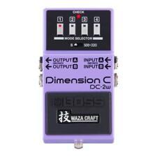 BOSS DC-2W Dimension C MADE IN JAPAN Waza Craft Guitar Chorus Effects
