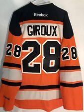 Reebok Premier NHL Jersey Philadelphia Flyers Claude Giroux Orange Alt sz L