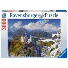 Ravensburger Neuschwanstein Winter Puzzle 3000 pc