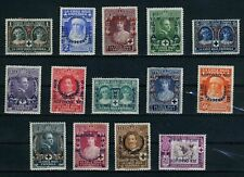 SPAIN 1927. FULL SET. MH/MLH/MNH**