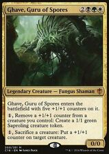 1x GHAVE, GURU OF SPORES - Rare - Commander - MTG - NM - Magic the Gathering