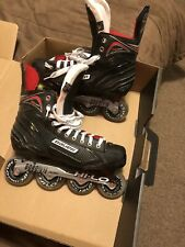 2018 Bauer Vapor XR300Inline Hockey Skates Senior Size 10