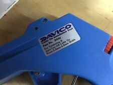 DAVICO  DTGI - Cable Tie Gun Tensioning and Cutting Tool for Plastic Nylon