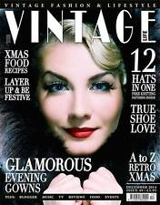 Her Vintage Life Magazine  49 December 2014 Lisa-Marie Row NEW