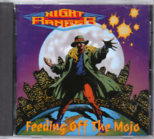 NIGHT RANGER - FEEDING OFF THE MOJO CD