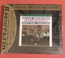 John Mayall Blues Breakers with Eric Clapton 24 Karat Gold CD from master tape