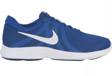 Brand New Nike Revolution 4 Blue Men's Sports Running Shoes   AJ3490 403 Size 8