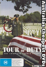 Tour Of Duty Season 2 DVD NEW, FREE POSTAGE WITHIN AUSTRALIA REGION ALL