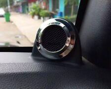 ABS Chrome Front A pillar loudspeaker Cover Frame Trim  for Jeep Wrangler 08-14