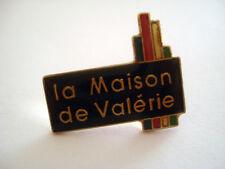 PINS ENTREPRISE  LA MAISON DE VALERIE VENTE CORRESPONDANCE