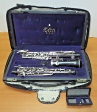 F. Loree Paris Professional Oboe - with 3rd Octave Key - Good shape! LW34
