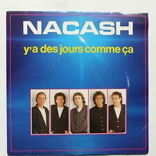NACASH Y'a des jours comme ca 887378 7