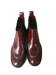 Viktor & Rolf Patent Leather Boots Shoes Size 38