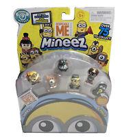 10pcs random Despicable Me Mineez MINIONS Movie Knight Minion figure