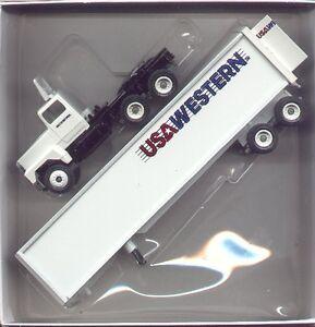 USA Western '87 Winross Truck