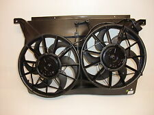 RADIATOR FAN for FORD FALCON FAIRMONT BA BF1 TWIN 2002 - 2006