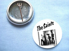 Saints  25mm  Badge Punk Sex Pistols The Clash The Stranglers Damned Nick Cave