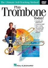 Play Trombone Today - Beginner *New* Dvd