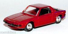 SOLIDO voiture FIAT X 1/9 coupé de 1975 rouge Italian car Italienisches Autos