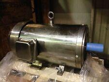 Ac Motor Stainless Steel Premium Electric Motor 3450rpm 15hp 254tc 230460v