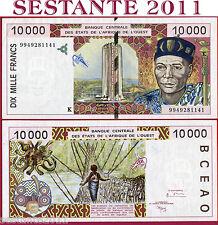 WEST AFRICAN STATES - SENEGAL - 10000 10.000 FRANCS 1999 -  P 714Kh -  SPL+ / XF