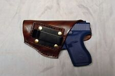 Left Hand IWB Holster for Glock 42