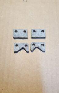 Emco Compact 8 Emcomat Metal Lathe Felt Way Wiper Set