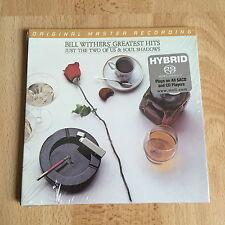 Bill Withers - Greatest Hits MFSL Hybrid Stereo SACD Neu/OVP