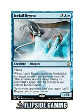 x4 Icefall Regent (Dragons of Tarkir)  SP or Better ~Flipside2~