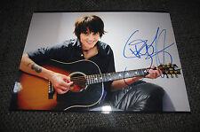 K´S CHOICE Sarah Bettens signed Autogramm auf 20x28 cm Foto InPerson LOOK