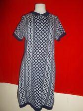 Tommy Hilfigers Sweaterdress Dress Wool Blend Knit sz L Large