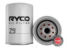 Ryco Oil Filter FOR Ford Falcon 2004-2005 4.0 XR6 Turbo (BA) 240kw Ute Z9