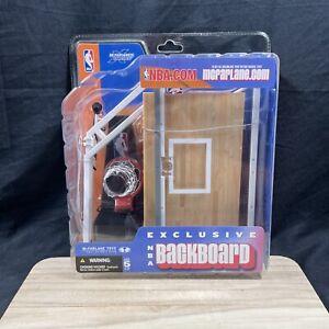 Rare New 2005 McFarlane Toys Collector's Club Exclusive NBA Backboard!! Sealed!!
