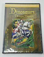 Dinosaurs & Dragon Legends DVD The Creation Museum Collection NEW SEALED