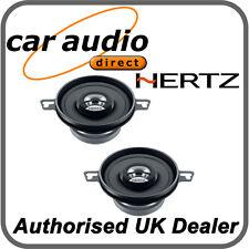 "Hertz Dieci DCX 87.3 2-way 3.5"" Coaxial Speakers Car Audio Coaxial Speakers 60W"